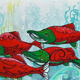 Seven Spunky Salmon.jpg