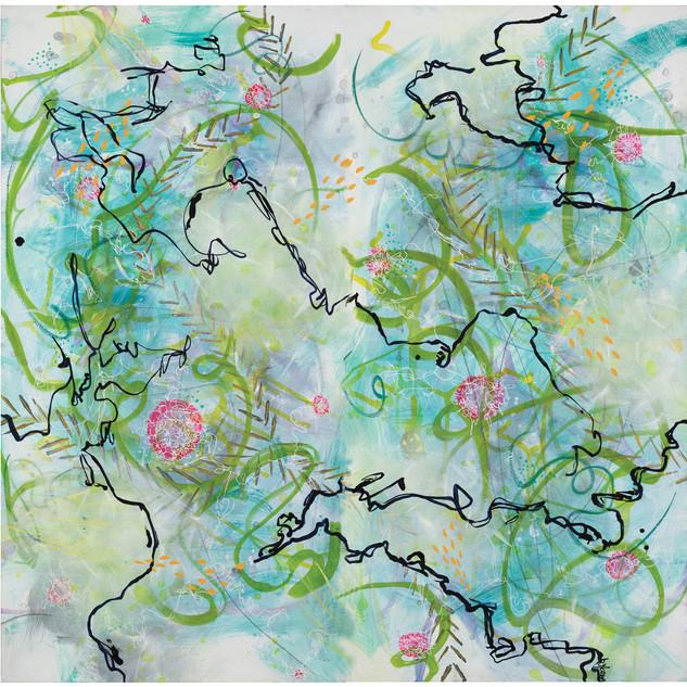 Octopus Garden - Squiggle Series combine