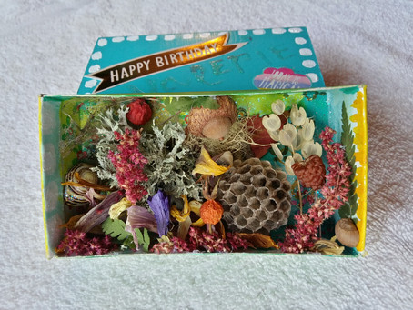 Preserved Summer In A Box