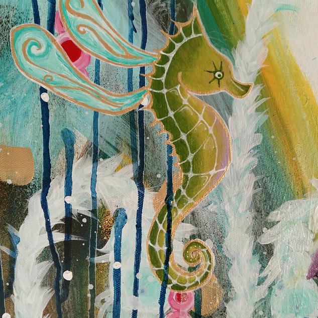 Seahorse from Splash
