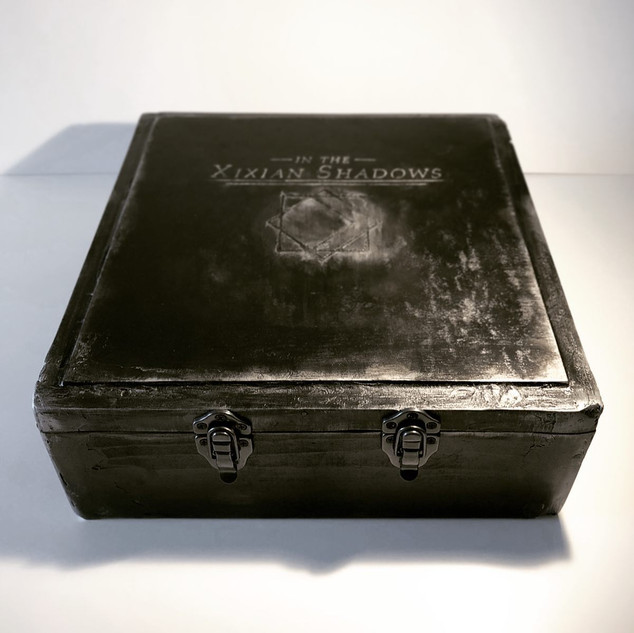Game Box Design