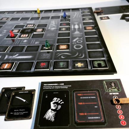 Board (in play)