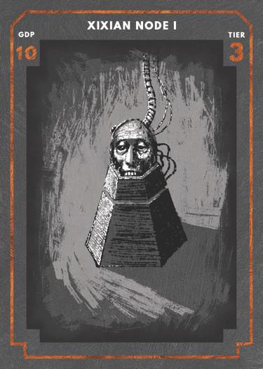 Xixian Node Relic Card