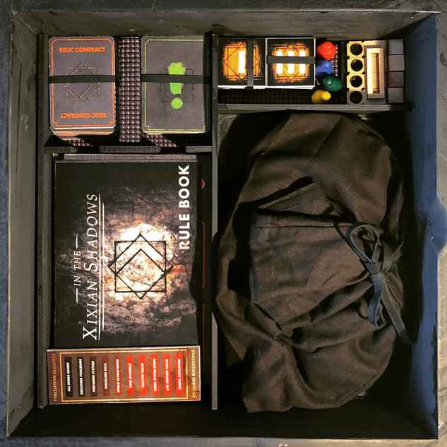 Game Box Interior