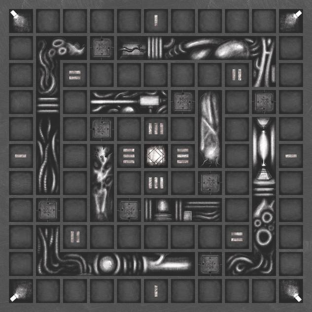 Xixian Game Board