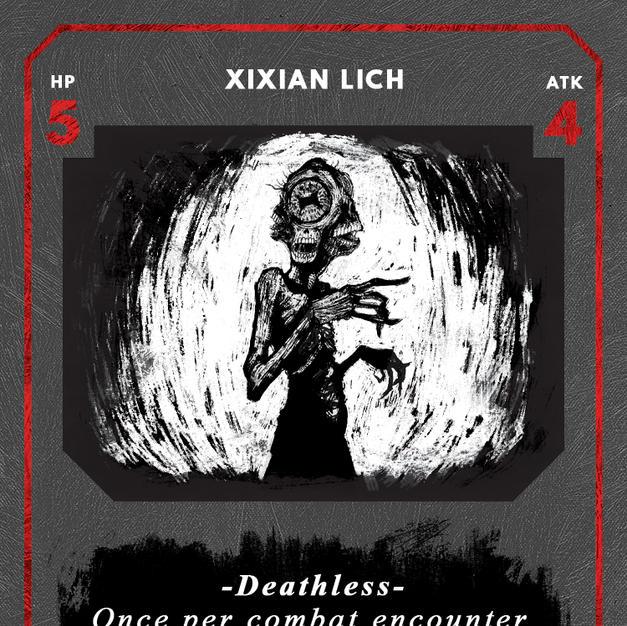 Xixian Lich