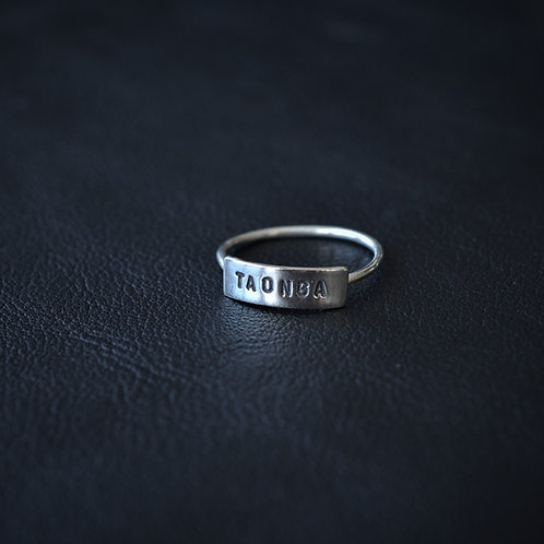 WORD RING //TAONGA