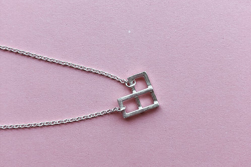 Liberty Heart Necklace