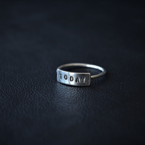 WORD RING // TODAY