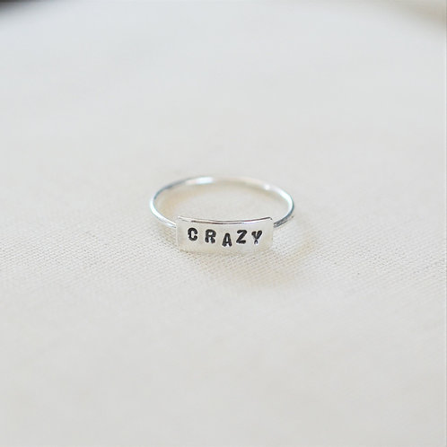 Word Ring //CRAZY