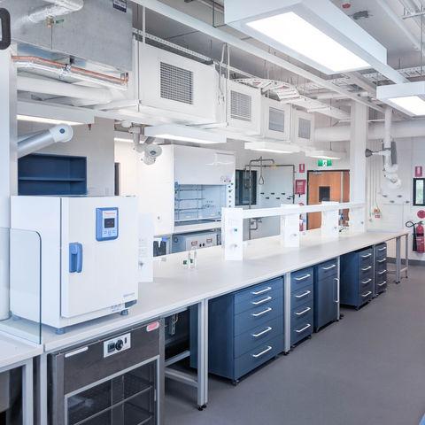 4WW Wet Chemistry Laboratories | Macquarie University