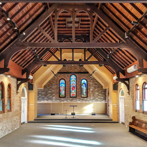 All Saints Anglican Church Cammeray