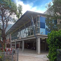 Oxford Falls Grammar School , Library