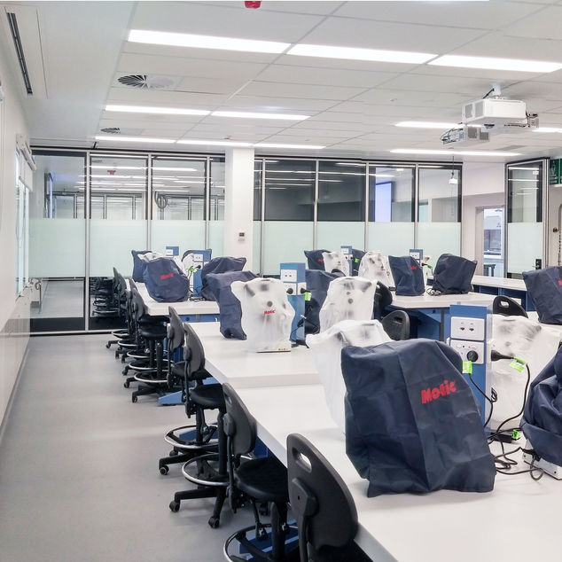 E8C-1 Teaching Laboratories | Macquarie University