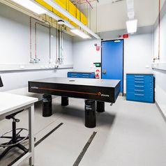 Laser Laboratory Macquarie University | CSIRO