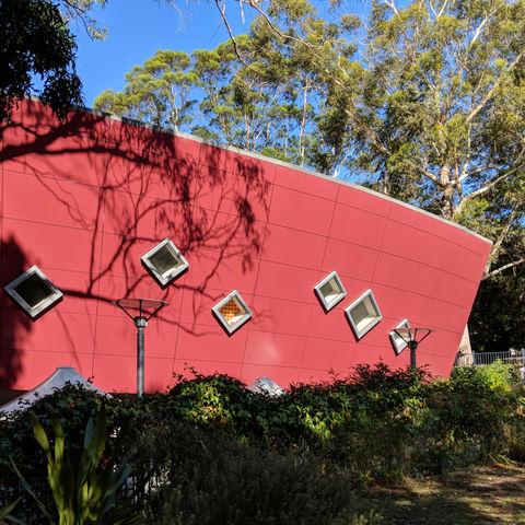 Lane Cove Meeting House & ResidentialBuilding