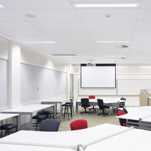 UNSW | Matthews Building L2 COFA & CATS spaces & L3 OFM Offices