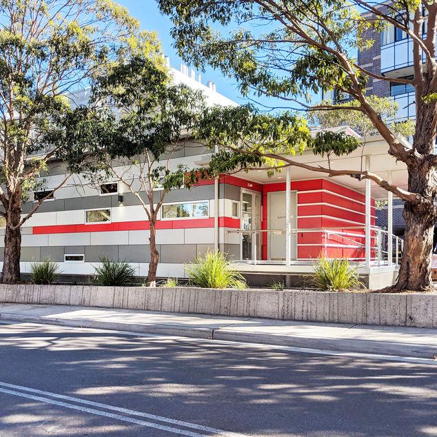 2WW CBMS Laboratory Building | Macquarie University