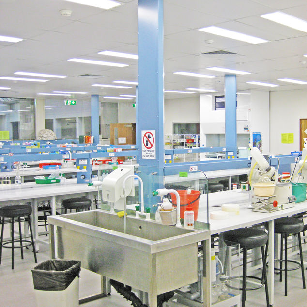E7B Wet Chemistry Laboratories | Macquarie University