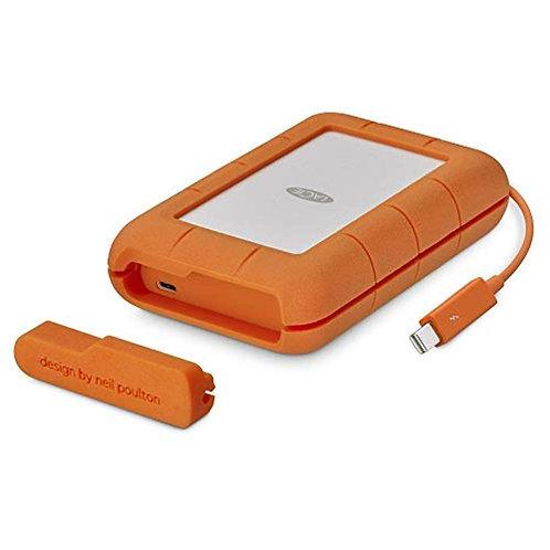 Lacie Rugged Thunderbolt / USB-C