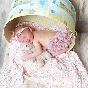 Jessica's Newborn Session
