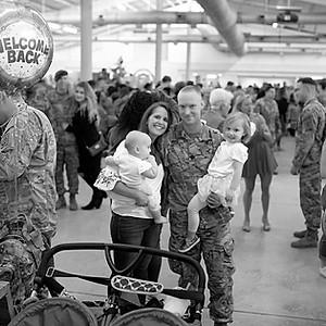 Davis Family Welcome Home