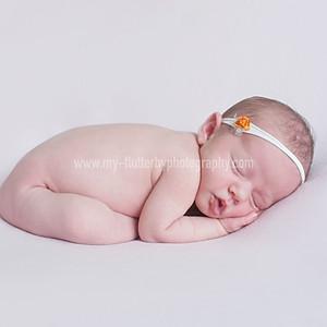 Baby G's Newborn Album