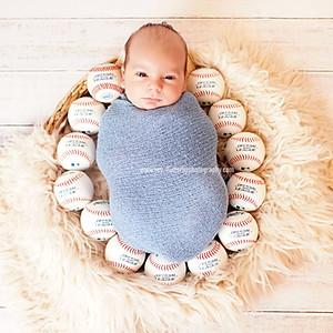 Baby Beckham's Newborn Session
