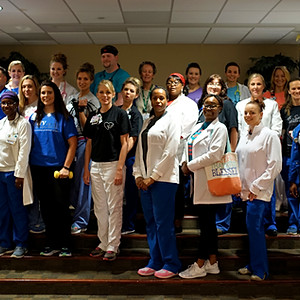 Nurses Week at Cape Fear Valley Hospital