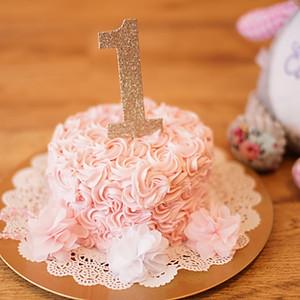 Evelyn's 1 Year Cake Smash