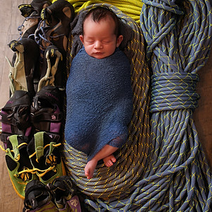 Ryder's Newborn Session
