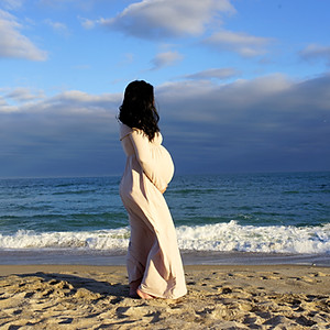 Brittany's Maternity Session