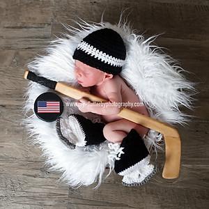 Baby Jackson's Newborn Session