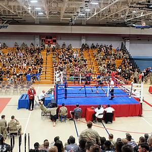 Fort Bragg All American Boxing Championship
