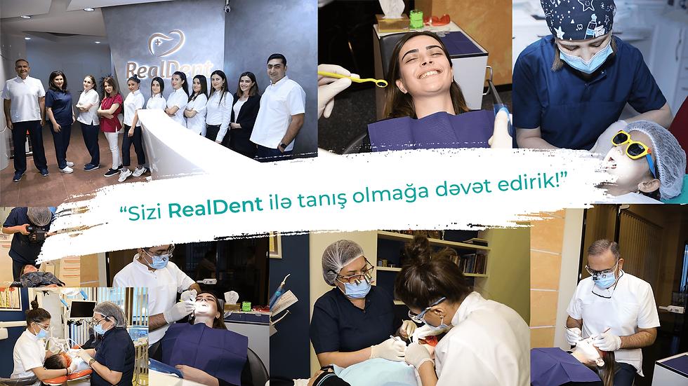 RealDent - Stomatoloji Klinika
