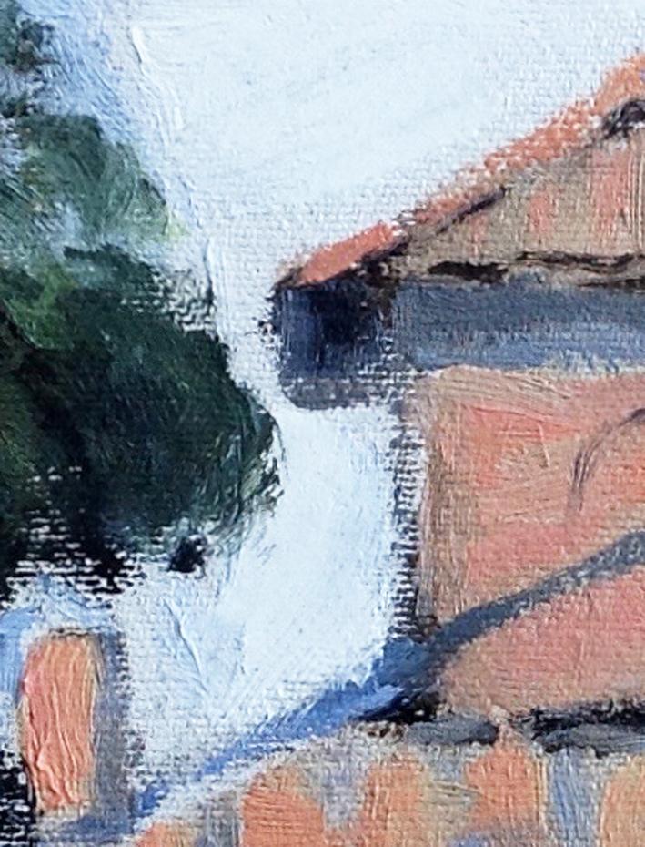 Ausschnitt Toskana Haus Kopie
