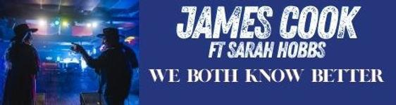 James Cook Feat. Sarah Hobbs
