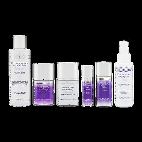 [NEW & IMPROVED!] Rosacea/Sensitive Skin Kit