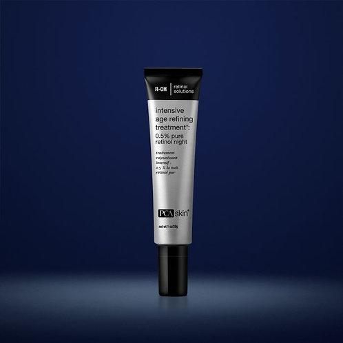 Intensive Age Refining Treatment®: 0.5% pure retinol