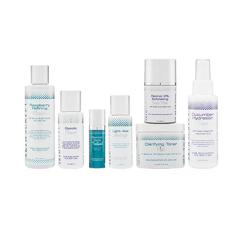 [NEW & IMPROVED!] Moderate Acne Kit