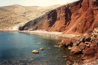 red beach by andronicos
