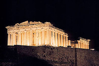 parthenon by andronicos