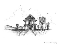The house in the dreams by andronicos