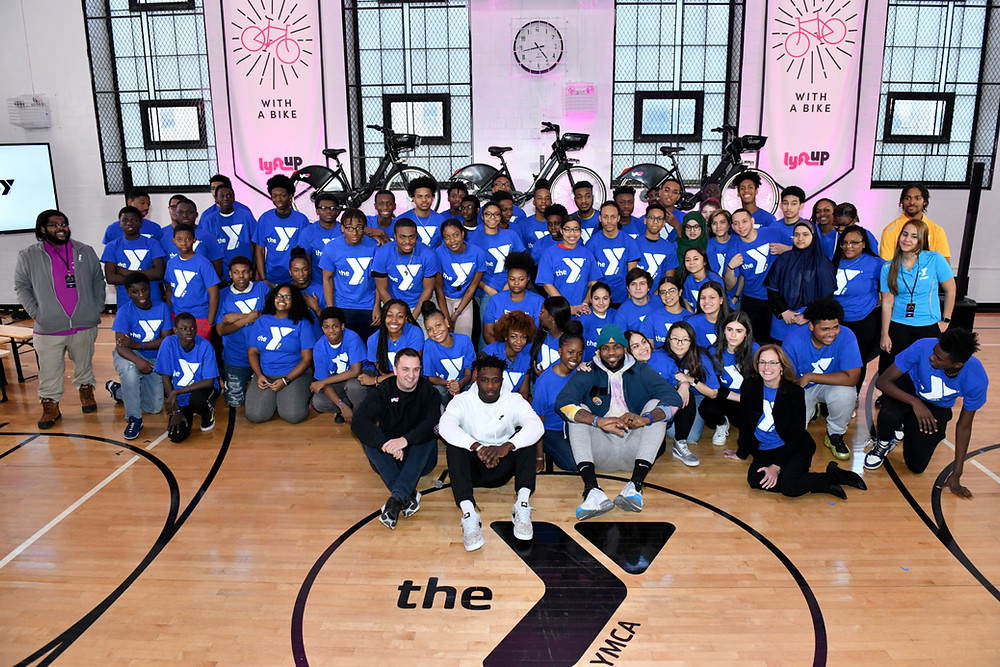 Lyft and LeBron James are providing a free bikeshare program for youth