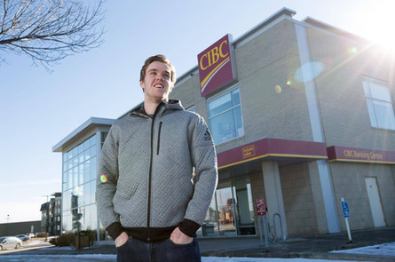 CONNOR McDAVID - Represented all off-ice partnership initiatives