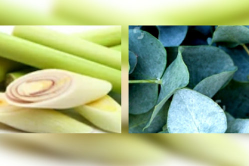 Eucalyptus & Lemongrass Spray