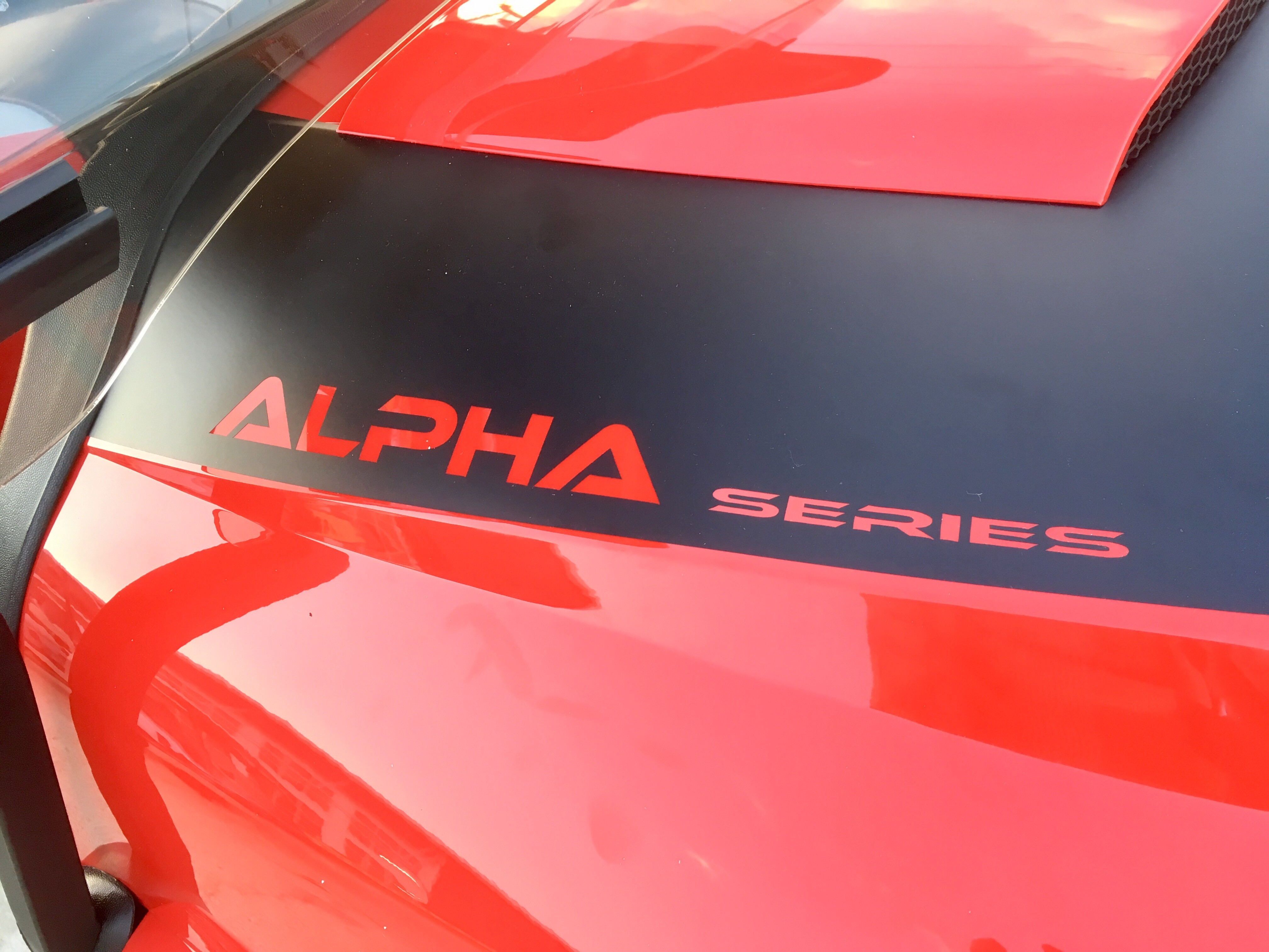 Red Alpha 5