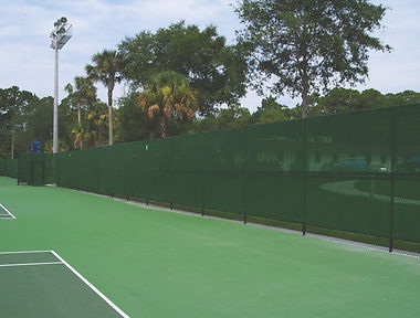 Shade Cloth (Green) from Huntsman Industries