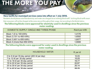 Using electricity tariffs to your advantage