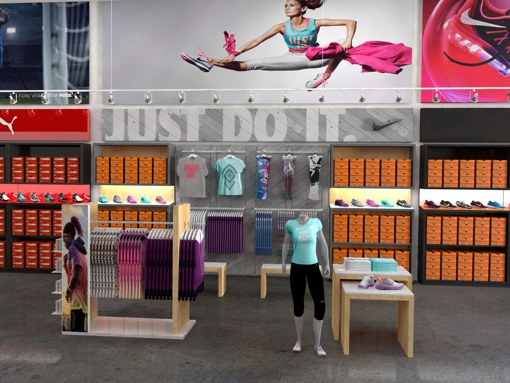 Nike Women's WSS Shop